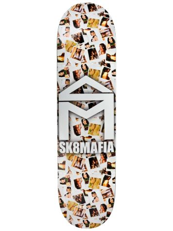 "SK8 Mafia House Logo Girls 8.19"" x 32"" Deck"