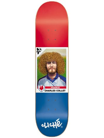 "Cliche Collet World Cup R7 8.0"" x 31.8"" Deck"