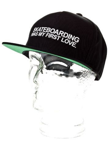 Aight Evolution Skateboarding Was My First Love Cap