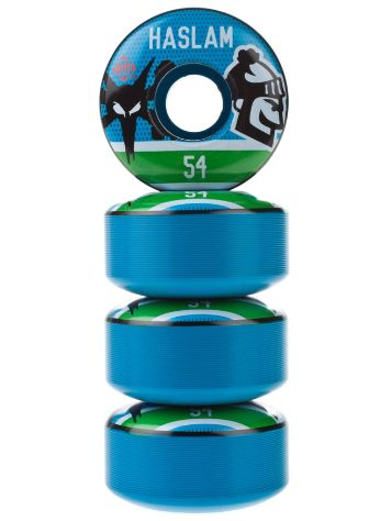 Bones STF Haslam Pastime V3 54mm Wheels