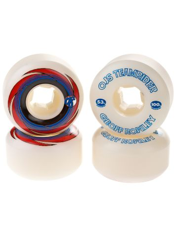 OJ Wheels Rowley 100A 53mm Wheels