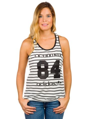 adidas Originals Numbers Tank Top BlackWhite