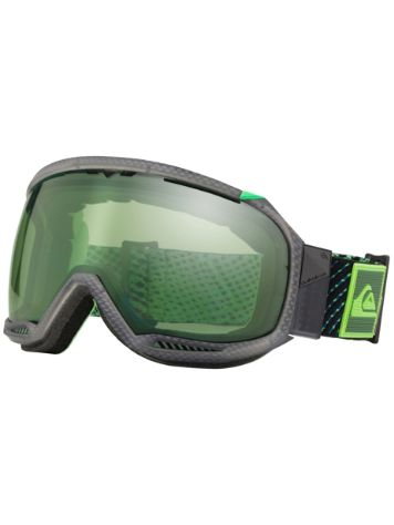 Quiksilver Hubble Black Fluo Green
