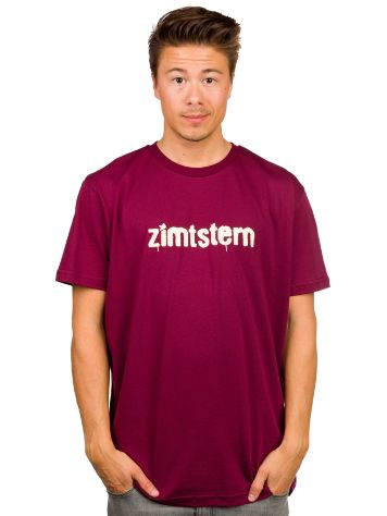 Zimtstern TSM Spray Logo T-Shirt