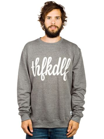 THFKDLF Logo Sweater