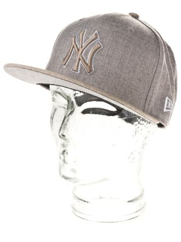 New Era NY Yankees Heather Blender Cap