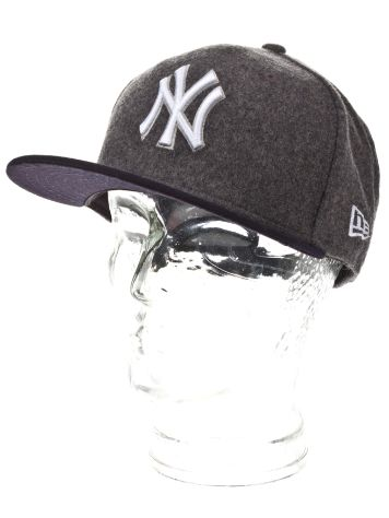New Era NY Yankees Team Melton Cap