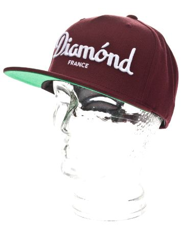 Diamond Brilliant Fitted Cap