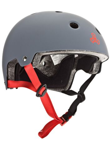 Triple 8 Brainsaver Rubber Helmet