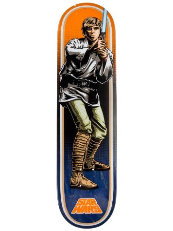 "Santa Cruz Star Wars Luke Skywalker 7.8"" Deck"