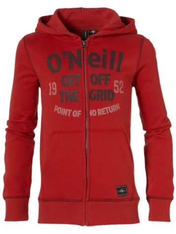 O'Neill Easy Elsewhere Zip Hoodie Boys