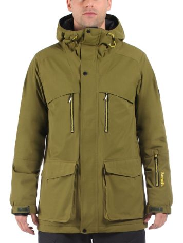 Bench Pushoff Jacket