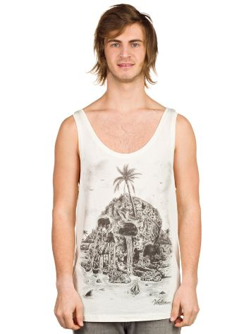 Volcom Visible Muerta Light Tank Top