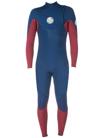Rip Curl E Bomb Pro Zip Free 3/2 Gb Wetsuit