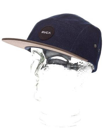 RVCA Twelve Ounce Five Panel Cap