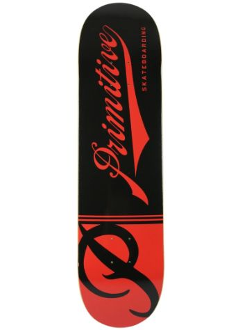 "Primitive Union Script Infrared 8.0"" Deck"