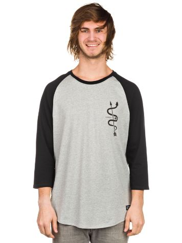Element Baseball Snake T-Shirt LS