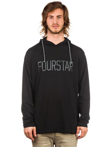 Fourstar League Pullover T-Shirt LS