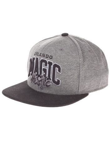 Mitchell & Ness Baseline Team Arch Magic Snapback Cap