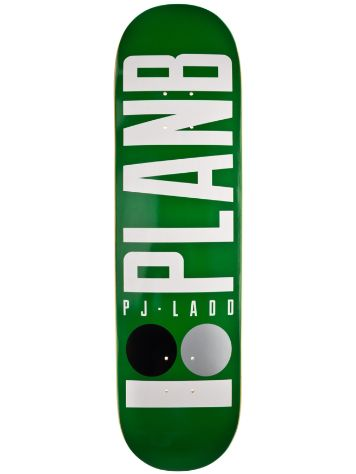 "Plan B Ladd Basic 8.0"" Deck"