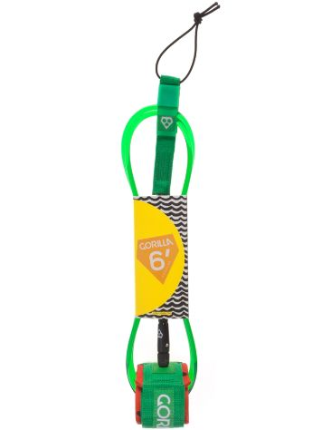Gorilla Grip Gorilla 6' Regular Leash Melon