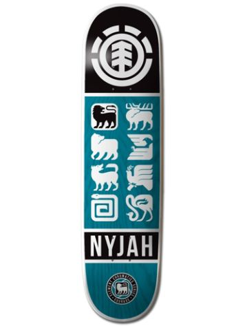 "Element Nyjah Ascend 8.0"" Deck"