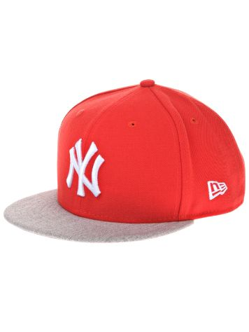 New Era Pop Heather 9Fifty NY Yankees Cap