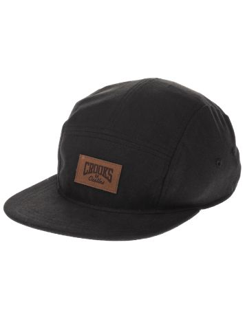 Crooks & Castles Core Logo 5-Panel Cap