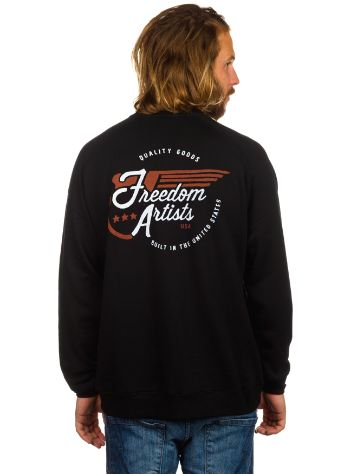 Freedom Artists FA Rider Crew Sweater