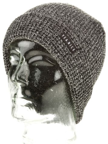"Yea.Nice Folded Midnight Heather 10"" Beanie"
