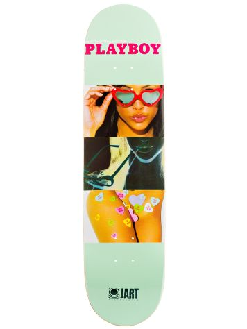 "Jart Playboy Art HC 7.87"" Deck"
