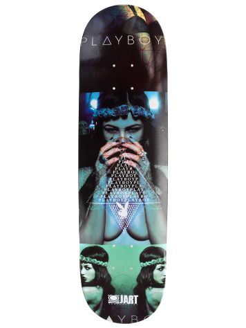 "Jart Playboy Glam HC 8.25"" Deck"
