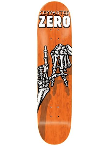 "Zero Cervantes Skeleton Hands 8.125"" Deck"