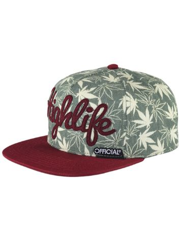 The Official Highlife Burg Cap