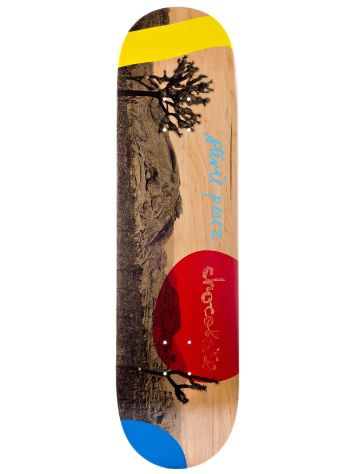 "Chocolate Perez High Desert 8.25"" Deck"