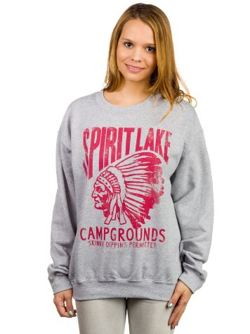 Empyre Girls Spirit Lake Crew Sweater