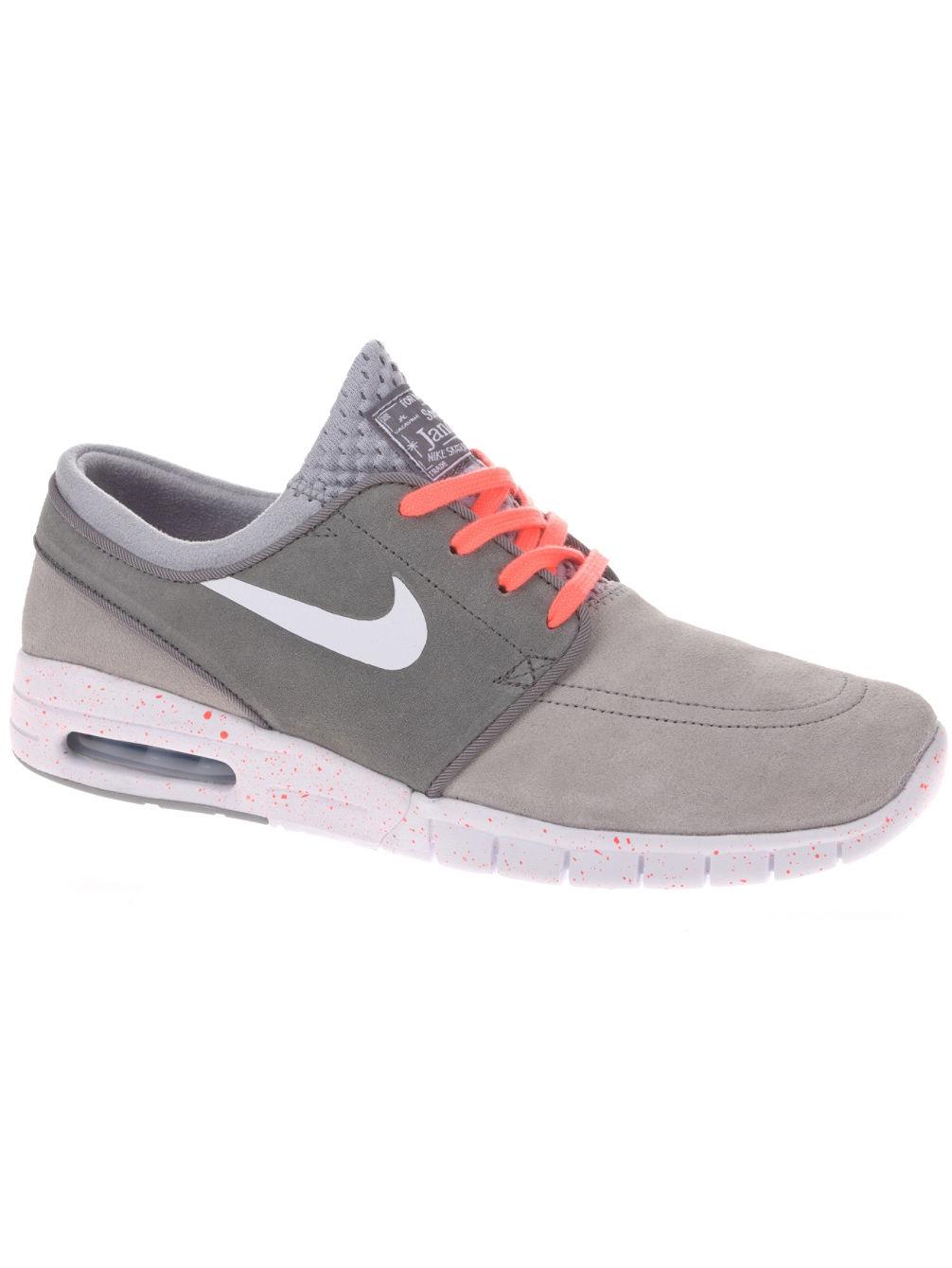 Nike Stefan Janoski Max Leather Sneakers - nike - blue-tomato.com