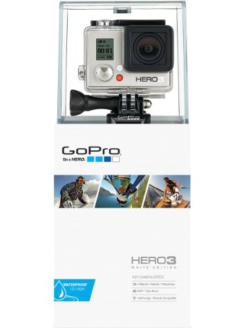 GoPro Cam HERO3 White Edition-Deutsch