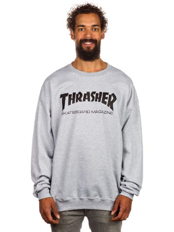 Thrasher Skate-Mag Crewneck Sweater