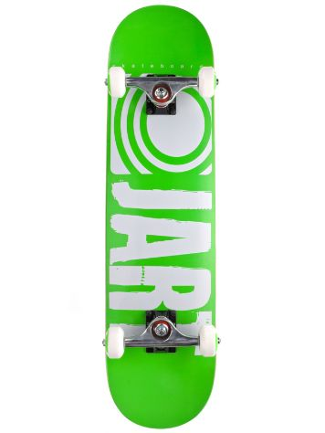 "Jart Basic Green 7.7"" Complete"