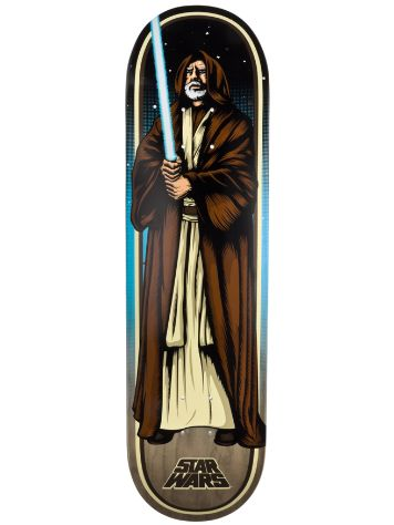 "Santa Cruz Star Wars Obi-Wan Kenobi 8.26"" Deck"