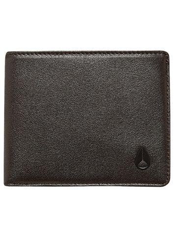 Nixon Arc Bi-Fold Geldbörse brown / braun Gr. Uni