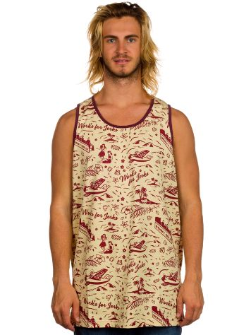Benny Gold Tropics Tank Top