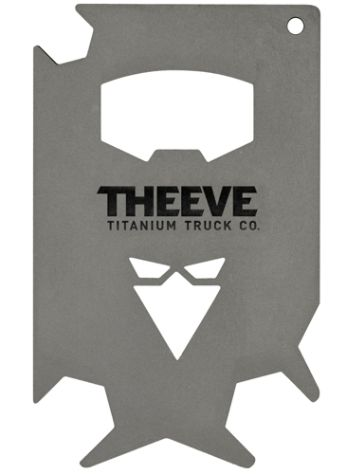 Theeve Trucks Key-Card Skate Tool