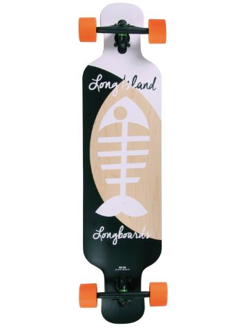 "Long Island Longboards Bone 9.8"" x 39"" Complete"