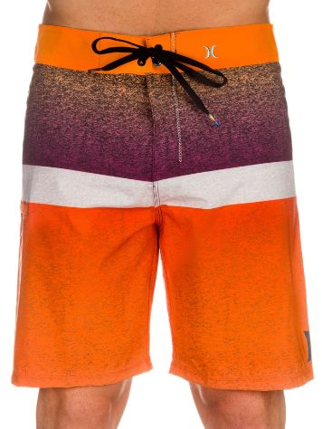 "Hurley Phantom Blocked Flight 19"" Boardshorts"