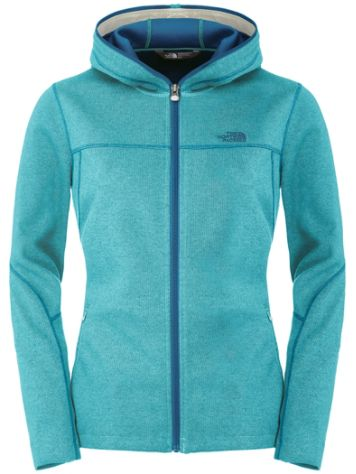 The North Face Andermatt Full Zip Fleece Jacket