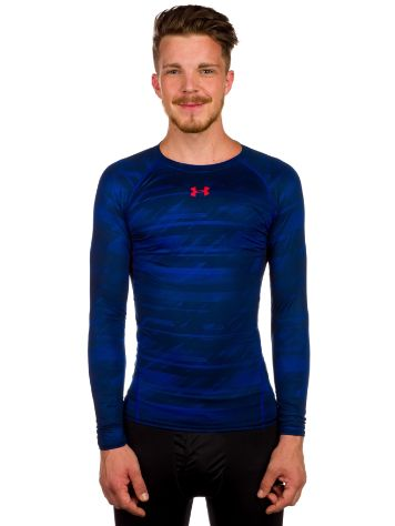 Under Armour UA Heatgear Armour Printed Compression Tech