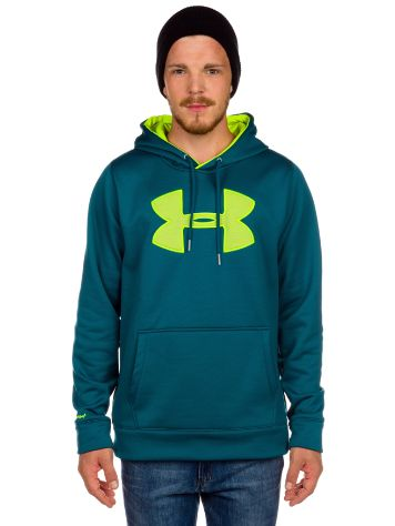 Under Armour UA Storm Armour Fleece Big Logo Hoodie