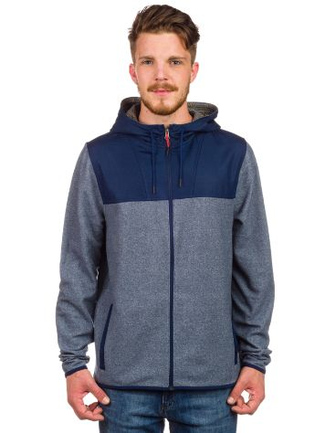 Under Armour UA Coldgear Infrared Survival Fleece Zip Hoo